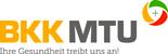 Logo BKKMTU - Ihre Gesundheit treibt uns an